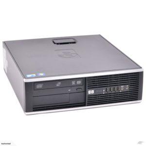 HP SFF C2D – 4Gb – 160Gb – Dvd – Win 7 Pro
