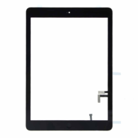 iPad Air Touch Digitizer with Home Button – Black