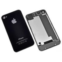 iPhone 4S Back Housing / Battery Cover Black