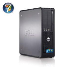 DELL OPTIPLEX 780 CORE 2 DUO CPU 4GB RAM 160GB HDD WIN 7 ELU