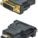 Digitus HDMI Type A (M) to DVI-D (F) Adapter