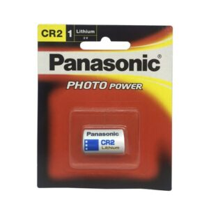Panasonic CR-2 Photo Lithium 3V Camera Battery 1 Pack