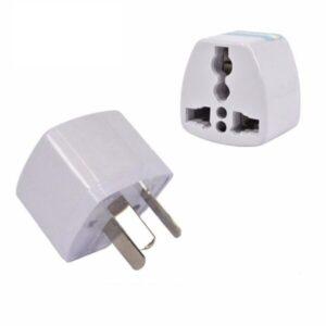 New Travel Adapter 3 Pin US/UK/EU to NZ/AU Plug Charger