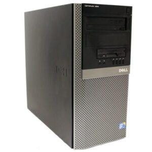 GAMING PC DELL 960 CORE 2 QUAD 7GB 500GB 2GB GT1030 DVD WIN 7 PRO