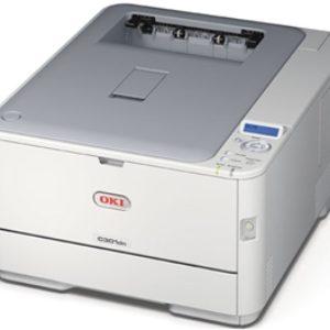 OKI C301dn A4 22ppm Colour Laser Printer