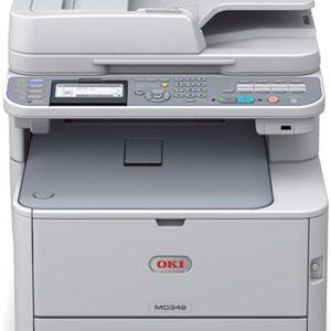OKI MC342dnw 22ppm Colour Laser MFC Printer