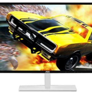 AOC Q3279VWFD8 32″ IPS 2560×1440 QHD LED 5ms 75Hz DP Monitor