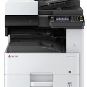 Kyocera ECOSYS M4125idn 25ppm A3 Mono Laser MFC Printr (1.2c per pg)