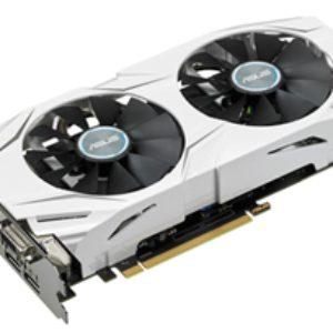 ASUS DUAL-GTX1060-3G 3GB GDDR5 PCIE Graphics Card