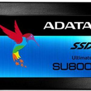 ADATA SU800 Ultimate SATA3 2.5″ 3D NAND SSD 128GB 3Yr Wty