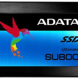 ADATA SU800 Ultimate SATA3 2.5″ 3D Nand 512GB SSD 3Yr Wty