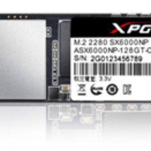 ADATA XPG SX6000 PCIe M.2 2280 SSD 128GB