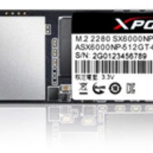 ADATA XPG SX6000 PCIe M.2 2280 SSD 512GB