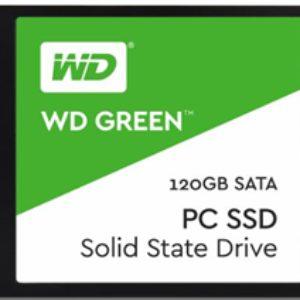 WD Green SATA3 3D SSD 120GB