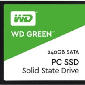 WD Green SATA3 3D SSD 240GB