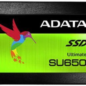 ADATA SU650 Ultimate SATA 3 2.5″ 3D NAND SSD 480GB