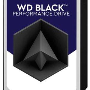 WD Black SATA 3.5″ 7200RPM 256MB 6TB HDD 5Yr Wty.
