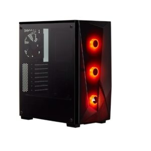 NEW TES GAMING PC CORE I9-10850K Z490 M/B 64GB 1TB SSD 4TB AMD 8GB RX5700XT RGB CASE 750W W10P