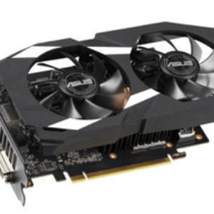 ASUS Dual GTX1660TI-O6G 6GB PCIE Graphics Card
