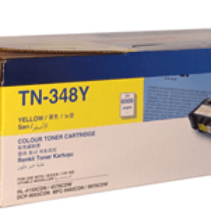 Brother TN-348Y Yellow High Yield Toner