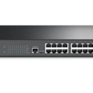 TP-Link T2600-18TS 16 Port Gigabit L2 Managed Switch