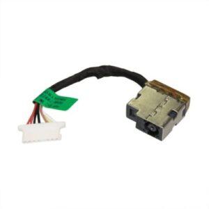 HP X360 11-K 13-A 13-D 13-S M6-AR M6-W 15-AU 15-BK DC jack DC-in Cable 799735-S51 799735-Y51 799735-F51
