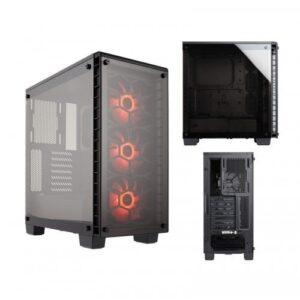 NEW TES GAMING PC CORE I5-8400 GAMING M/B 32GB 480SSD 4TB 8GB RTX2080 RGB CASE 600W NO O/S