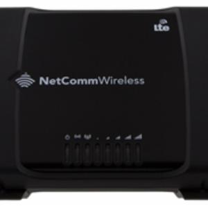 Netcomm NTC-140-02 4G/3G Industrial M2M Router (PSU MO6041)