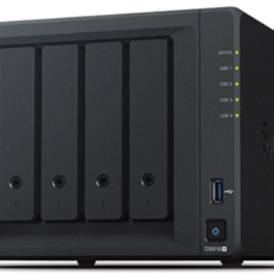 Synology DS918+ 4 Bay Intel Quad-Core NAS