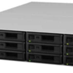 Synology RS2418+ 12 Bay Quad-Core 4GB RAM 2U R/Mount NAS 3Yr Wty