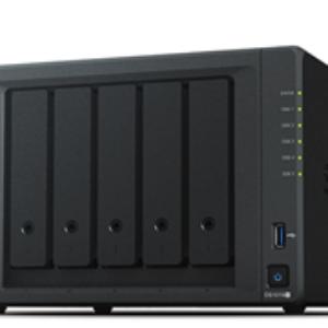 Synology DS1019+ 5 Bay Quad-Core 8GB RAM NAS 3Yr Wty