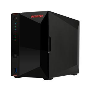 Asustor AS5202T Nimbustor 2 Bay J4005 2.0GHz Dual Core 2GB NAS