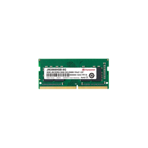 TRANSCEND 8GB JM DDR4 2666 SO-DIMM 1RX8 1GX8 CL19 1.2V