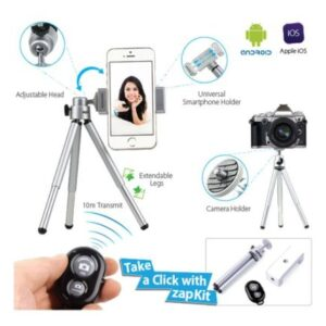 PROMATE Wireless Photography Kit For iOS & Android Devices