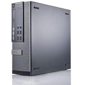 DELL 9010 HOME OFFICE PC CORE I7-3770@3.4 GHZ 8GB 500GB DVD WINDOWS 10 PRO ELU