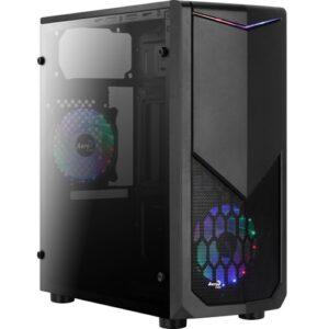 NEW TES GAMING PC AMD RYZEN 7-3700X M/B 16GB 240GB SSD 2TB HDD 6GB GTX1660S 750W CASE W10P