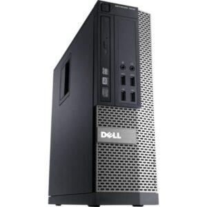 DELL 9020 SFF PC CORE I5-4570@3.20 GHZ 8GB RAM 500GB DVD WIN 10 PRO EX LEASE UNIT