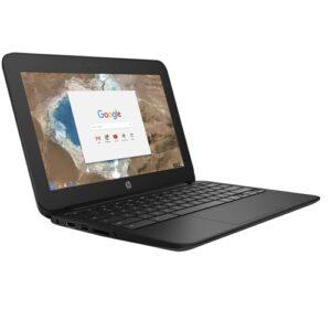 HP CHROMEBOOK 11 G5 INTEL CELERON N3060@1.60GHZ 4GB DDR3 16GB SSD 11 INCH WEBCAM ELU