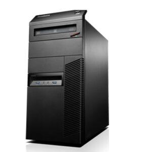 LENOVO M93P PC CORE I7-4770 @ 3.4GHZ 16GB RAM 240GB SSD 1TB HDD DVD WIN 10 PRO EX LEASE PC